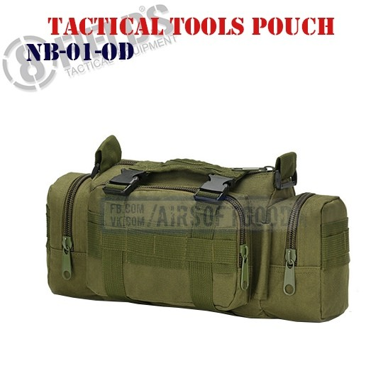 Tactical Tools Pouch OD 8FIELDS (NB-01-OD)