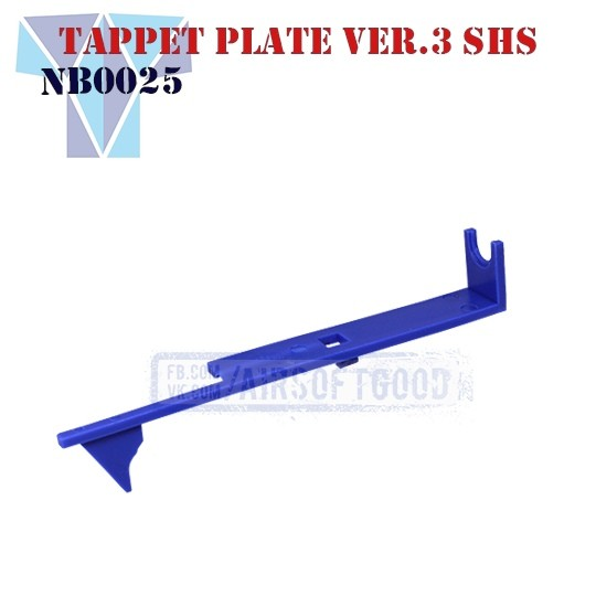 Tappet Plate Version 3 SHS (NB0025)