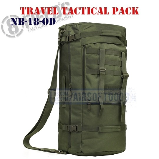 Travel Tactical BackPack OD 8FIELDS (NB-18-OD)