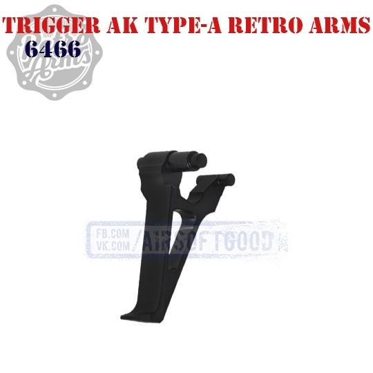 Trigger AK Type-A CNC Retro Arms (6466)