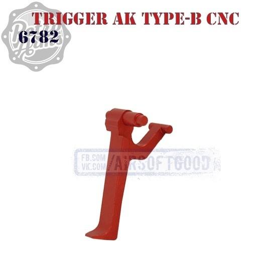 Trigger AK Type-B Red CNC Retro Arms (6782)