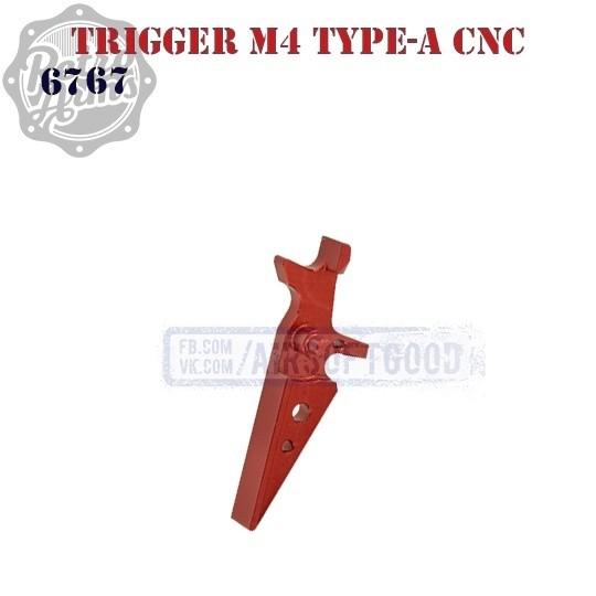 Trigger M4 Type-A Red CNC Retro Arms (6767)