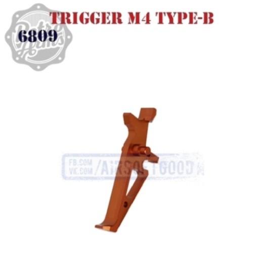 Trigger M4 Type-B Orange CNC Retro Arms (6809)