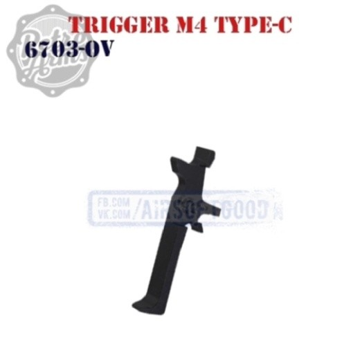 Trigger M4 Type-C Old Version CNC Retro Arms (6703-OV)