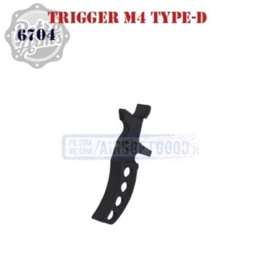 Trigger M4 Type-D CNC Retro Arms (6704)