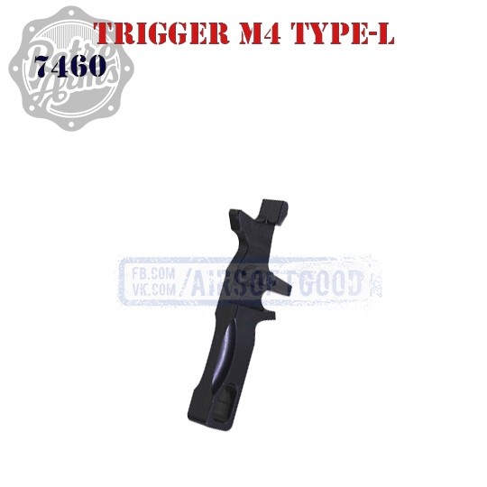 Trigger M4 Type-L CNC Retro Arms (7460)