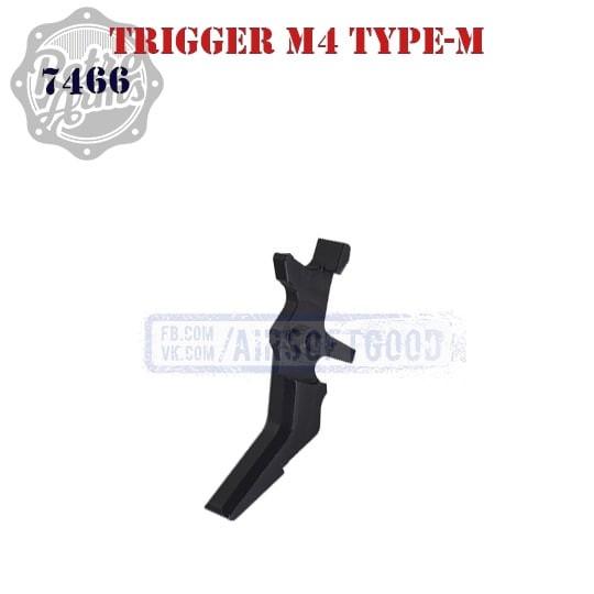 Trigger M4 Type-M CNC Retro Arms (7466)