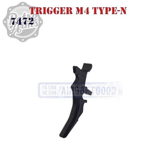 Trigger M4 Type-N CNC Retro Arms (7472)