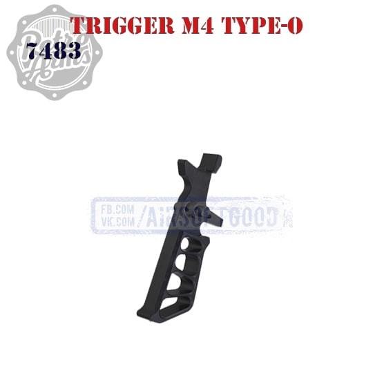 Trigger M4 Type-O CNC Retro Arms (7483)