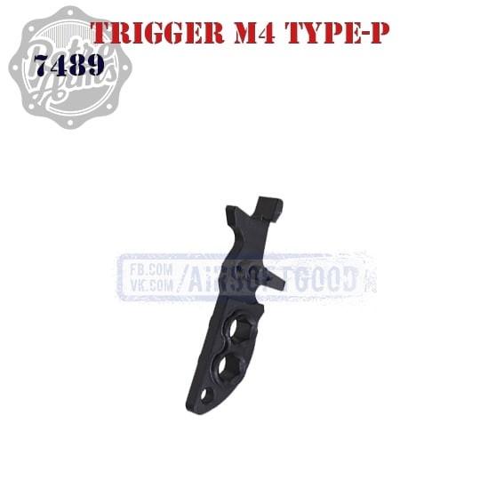 Trigger M4 Type-P CNC Retro Arms (7489)