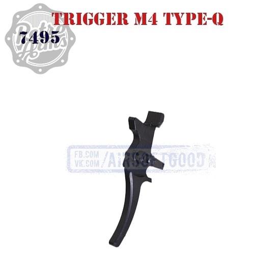 Trigger M4 Type-Q CNC Retro Arms (7495)