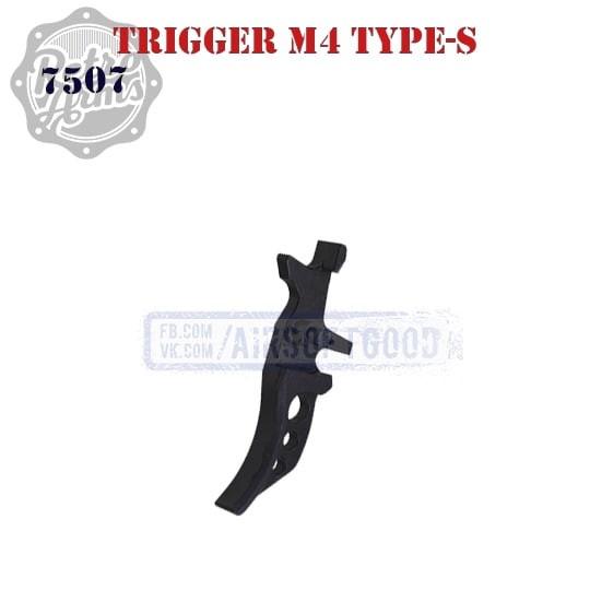 Trigger M4 Type-S CNC Retro Arms (7507)