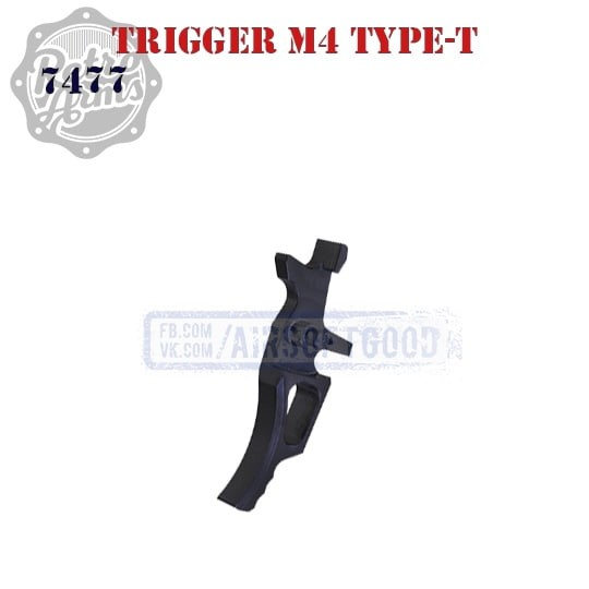 Trigger M4 Type-T CNC Retro Arms (7477)