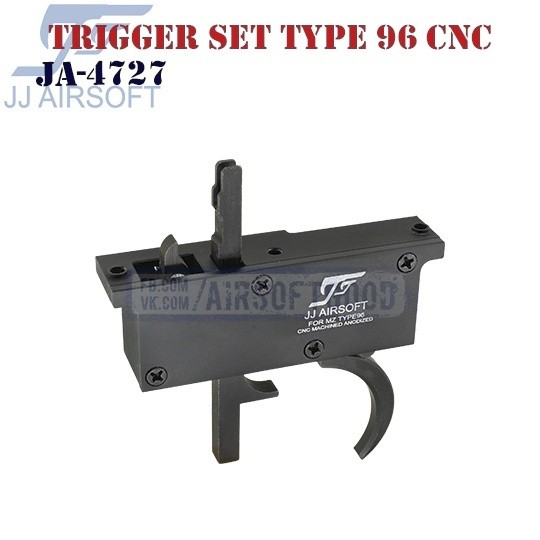 Trigger Set TYPE 96 L85 CNC JJ Airsoft (JA-4727)