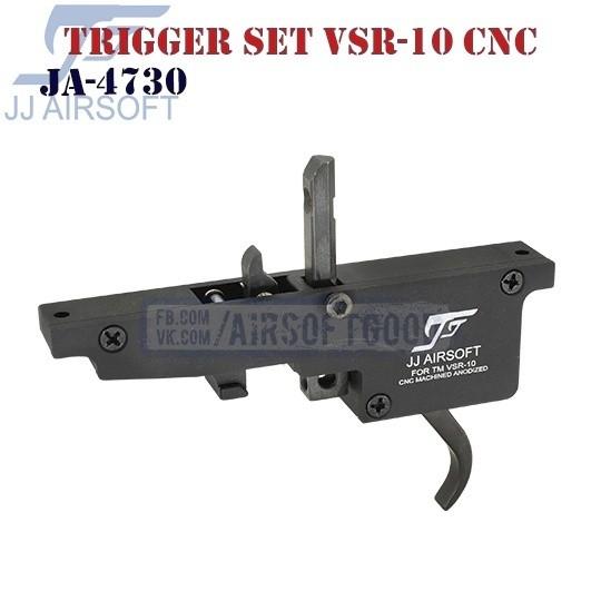 Trigger Set VSR-10 CNC JJ Airsoft (JA-4730)