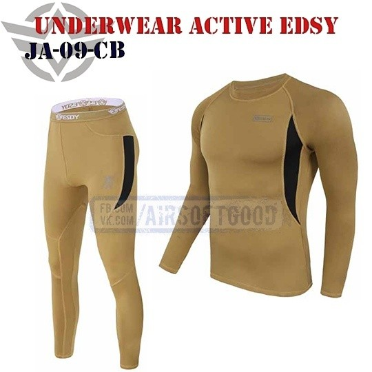Underwear Active Coyote Brown ESDY (JA-09-CB)