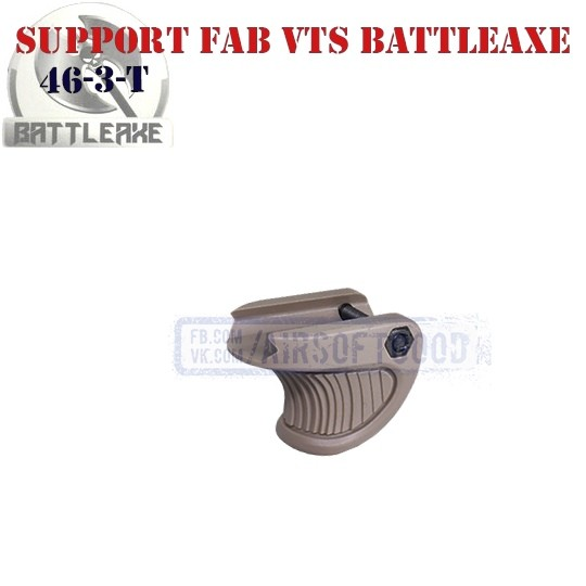 Versatile Tactical Support FAB VTS TAN BATTLEAXE (46-3-T)