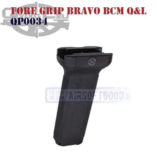 Vertical Fore Grip BRAVO BCM Q&L (QP0034)