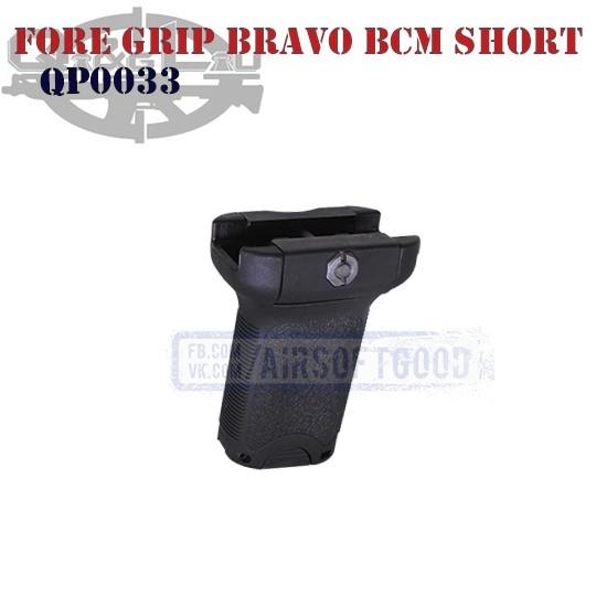 Vertical Fore Grip BRAVO BCM SHORT Q&L (QP0033)