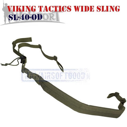 Viking Tactics Wide Hybrid Sling OD WoSporT (SL-40-OD)