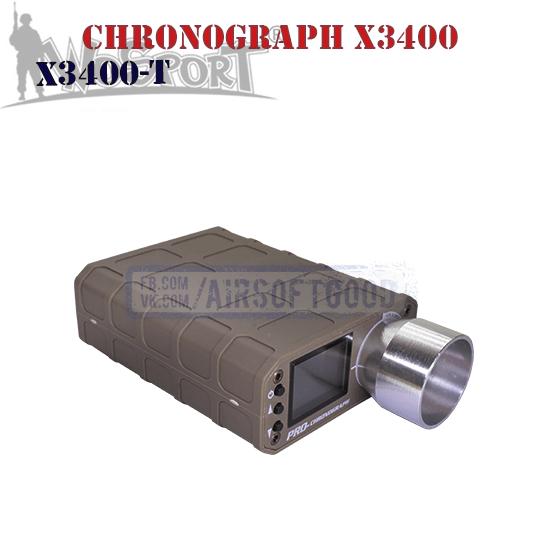 Chronograph X3400 TAN WoSporT (X3400-T)