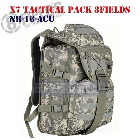 X7 Tactical BackPack ACU 8FIELDS (NB-16-ACU)