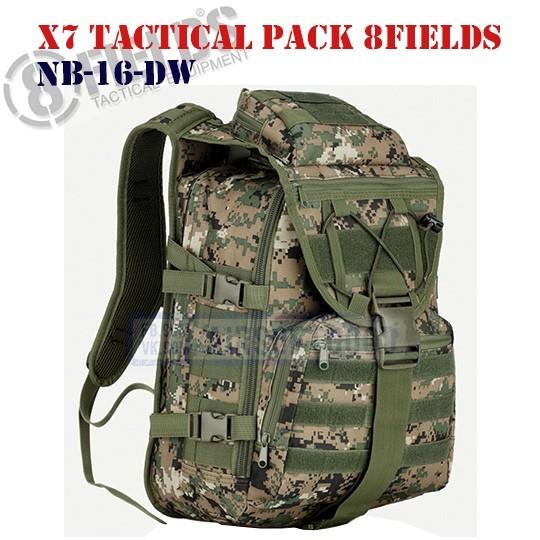 X7 Tactical BackPack MARPAT 8FIELDS (NB-16-DW)