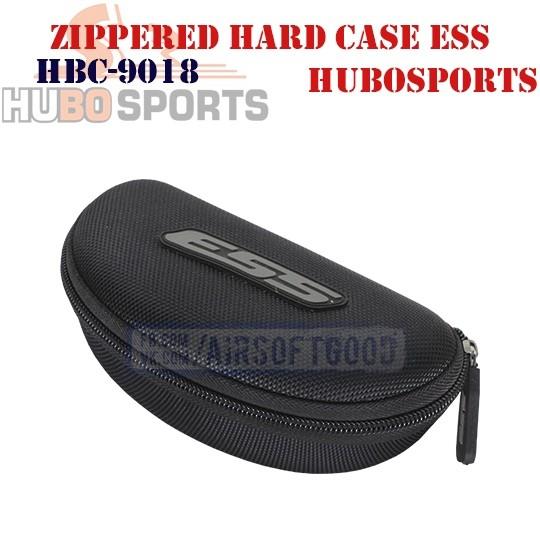 Zippered Hard Case ESS HUBOSPORTS (HBC-9018)
