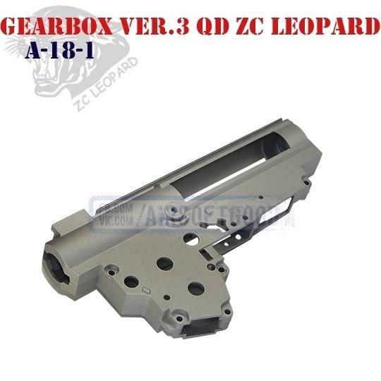 Gearbox Shell Version 3 QD ZC Leopard (A-18-1)