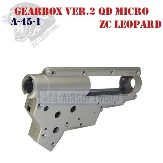 Gearbox Shell Version 2 QD Micro ZC Leopard (A-45-1)