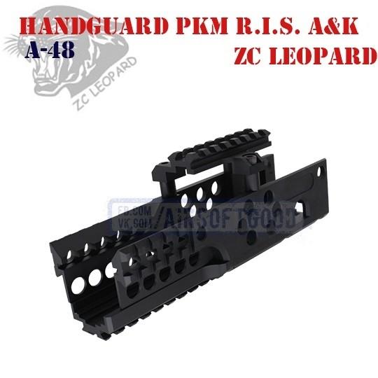 Handguard PKM R.I.S. A&K ZC Leopard (A-48)