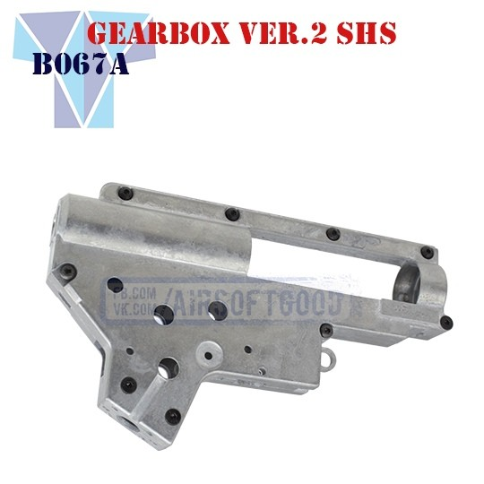 Gearbox Ver.2 High Intensity SHS (B067A)