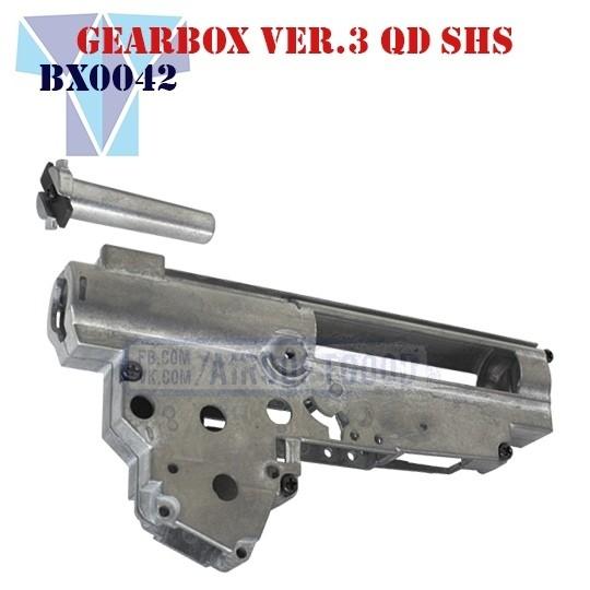 Gearbox Shell Version 3 QD SHS (BX0042)