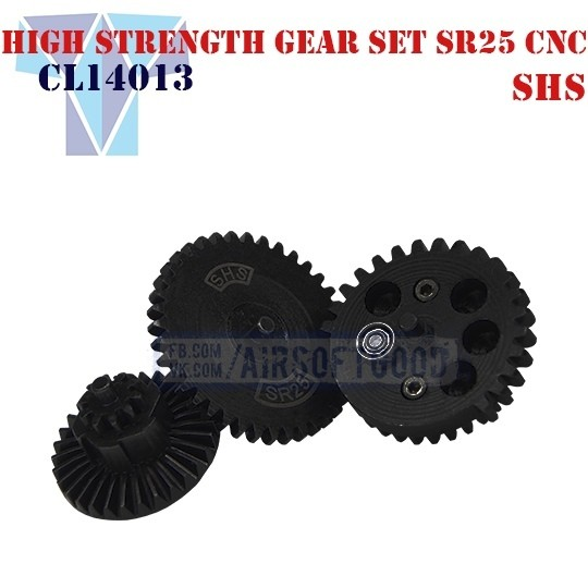 High Strength Gear Set SR25 CNC SHS (CL14013)
