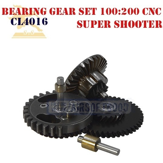 Bearing Gear Set Torque 100:200 CNC Super Shooter (CL4016)