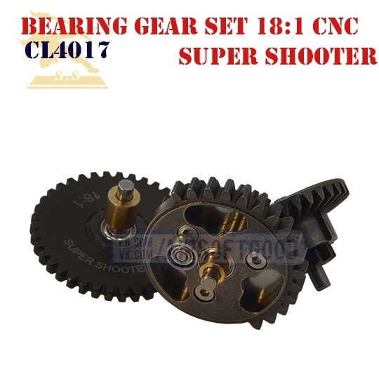 Bearing Gear Set 18:1 CNC Super Shooter (CL4017)