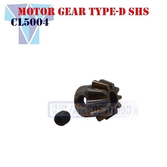Motor Gear Type-D SHS (CL5004)