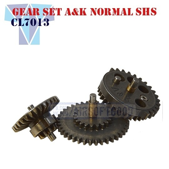 Gear Set A&K Normal SHS (CL7013)