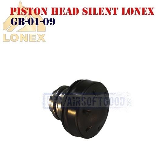 Piston Head Silent Policarbonate LONEX (GB-01-09)