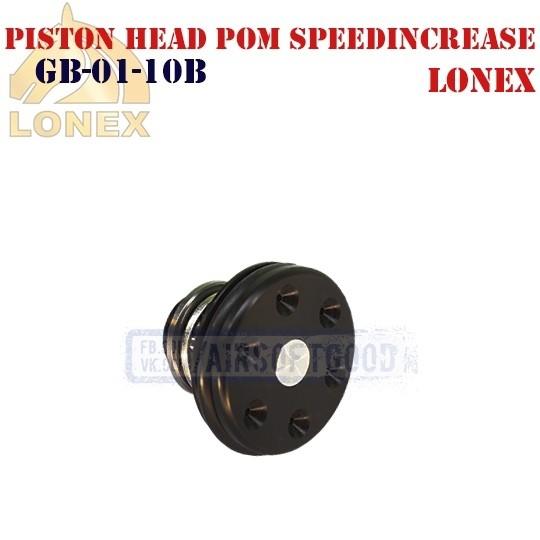 Piston Head POM SPEEDINCREASE LONEX (GB-01-10B)