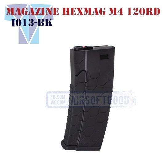 Magazine Hexmag M4 120rd SHS (I103-BK)