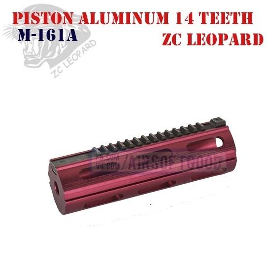 Piston Aluminum 14 Teeth ZC Leopard (M-161A)