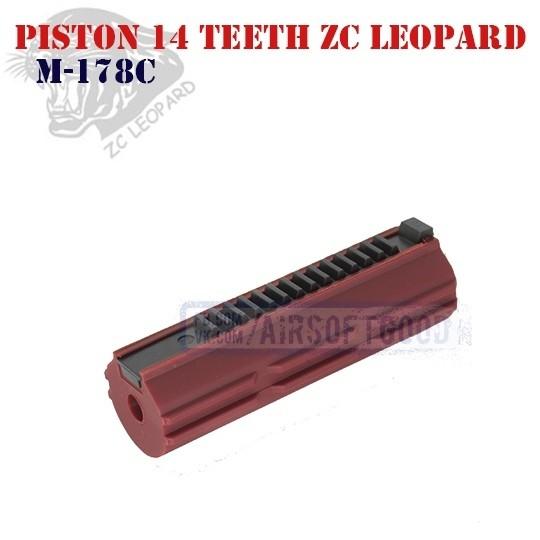 Piston 14 Teeth ZC Leopard (M-178C)
