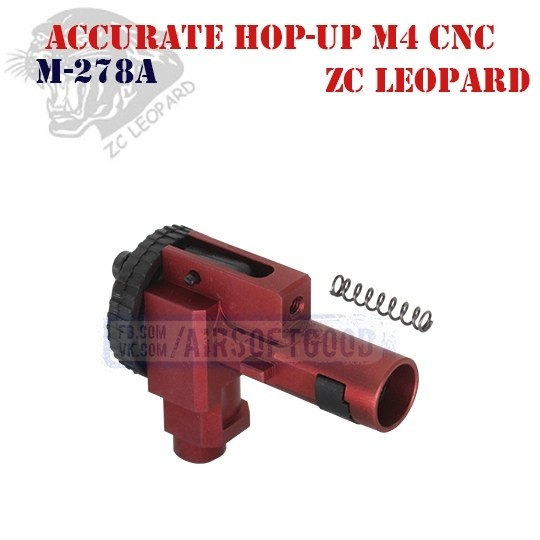 Accurate Hop-UP M4 M16 CNC Aluminum ZC Leopard (M-278A)