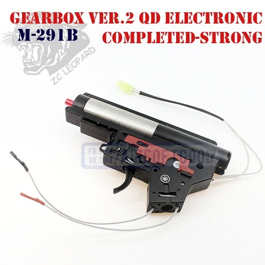 Gearbox Ver.2 QD Electronic Completed-Strong ZC Leopard (M-291b)
