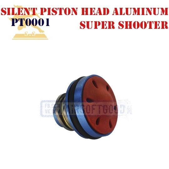 Piston Head Silent Aluminum Super Shooter (PT0001)