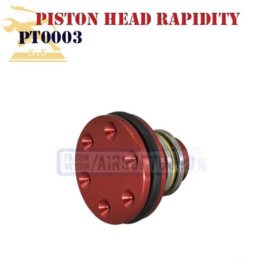 Piston Head RAPIDITY CNC SHS PT0003 голова поршня схс