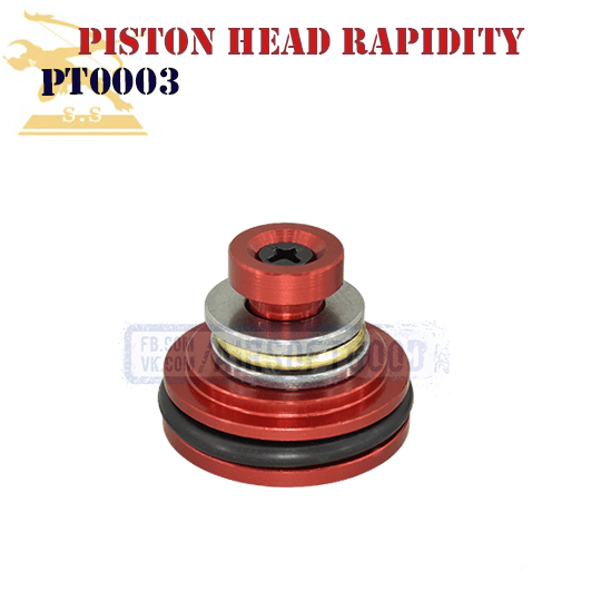 Piston Head RAPIDITY CNC Super Shooter (PT0003)