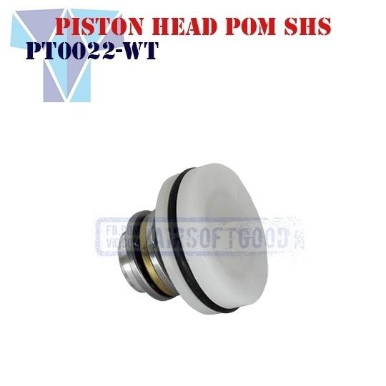 Piston Head POM SHS (PT0022-WT)