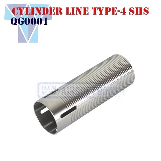 Cylinder Line Upgrade Type-4 Stainless Steel SHS (QG0001)